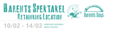 Barents Spektakel 2016 | #barentsspektakel2016 #rethingkinglocation